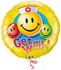 Get Well Soon Smile