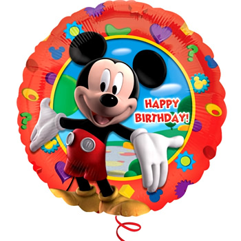Mickey Mouse Ballon