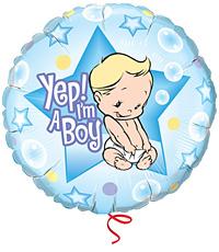 I'm a Boy Ballon
