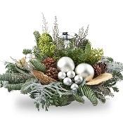 Traditioneel Kerststuk