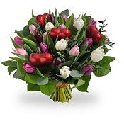 Tulpenboeket Valentijn