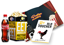 Pathé All-in voucher