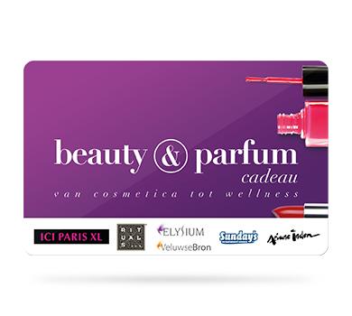 Beauty & Parfum Cadeaukaart