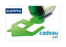 Gamma Cadeaukaart