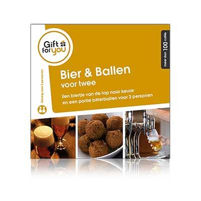 Gift for you - Bier & Ballen