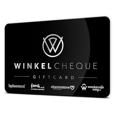 WinkelCheque Giftcard