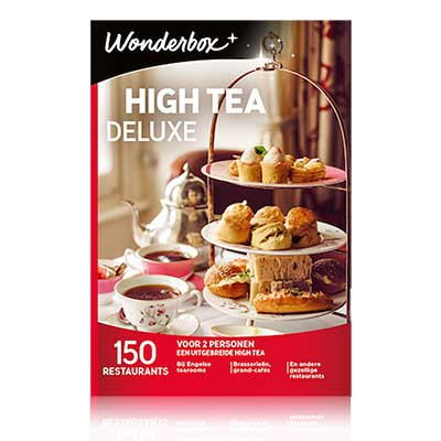 Wonderbox High tea