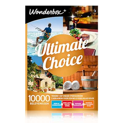 Wonderbox Ultimate choice