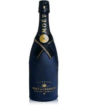 Moët Diamond Suit Nectar
