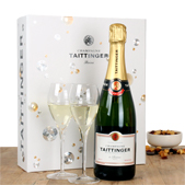 Taittinger Brut Giftbox
