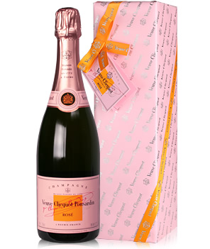 Veuve Clicquot Ready to Offer Rosé