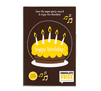 Choco Soundcard Happy B-Day