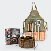 Barbecue pakket groot