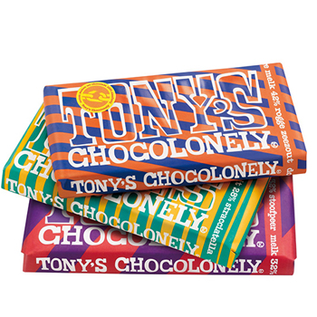Tony Chocolonely Limited Edition