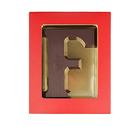 Chocoladeletter Puur - 80 gram