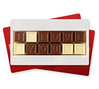 Choco Telegram I Love You
