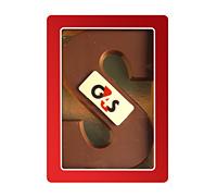 Logo Chocoladeletter Melk
