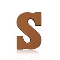 Chocoladeletters 10 stuks
