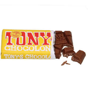 Tony's Chocolonely Noga