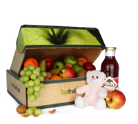 Fruitbox Meisje Groot