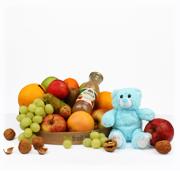 Fruitmand Jongen Klein
