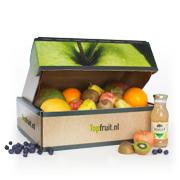 Fruitbox biologisch groot
