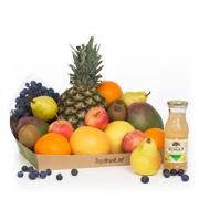 Fruitmand biologisch groot