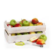 Fruitkist Appels met corer & knife