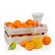 Fruitkist Sinaasappel met carafe