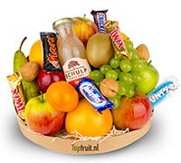 Fruitmand Snoep