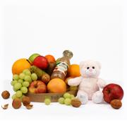 Fruitmand Meisje Klein