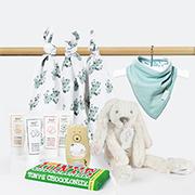 Baby box groen