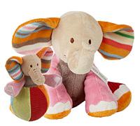 Elephant Gaby + Tuimelaar