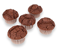 Double Choc Muffins XL