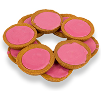Luxe Roze Koeken