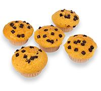 Vanille Choco Chunks Muffins XL