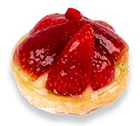 Aardbeienschelp - 10 stuks