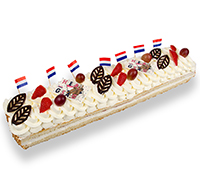 Halve Meter taart