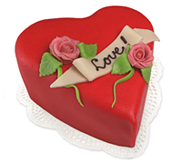 Liefdes Taart