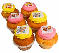 Sint & Piet Cupcakes