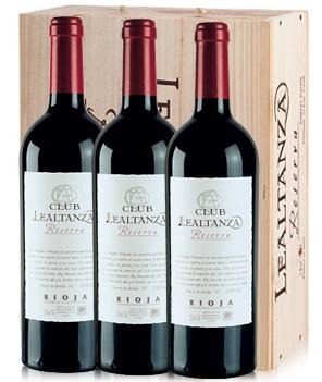 Lealtanza Rioja 3-Vaks