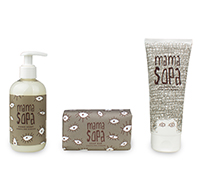Mama Sopa Giftbox White XL