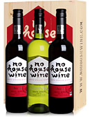 No House Wine - 3 Vaks