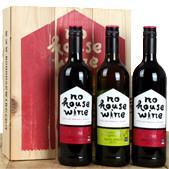 No House Wine - 3 Vaks